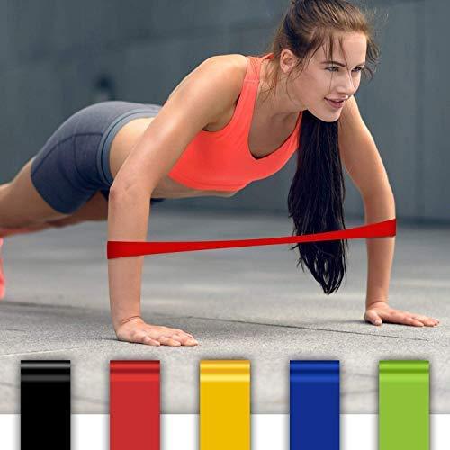 Zoom IMG-3 elastici resistenza fascia elastica set