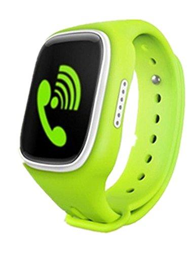 Preisvergleich Produktbild Joyeer Smart Watch For Kids GPS + Wifi + GNEZ + Basisstation Kinder Armbanduhr mit SIM-Karte GSM-Telefon Anti-lost für Android IOS , green