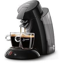 Philips Senseo Original XL HD7818/22 - Cafetera de monodosis, color negro