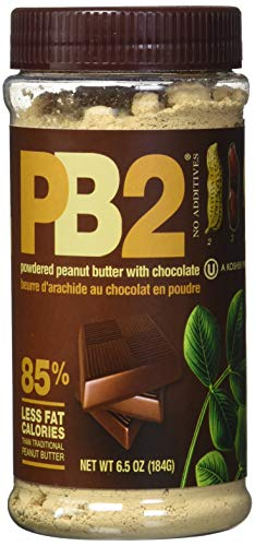 Bell plantation pb2 powdered cioccolato burro d' arachidi