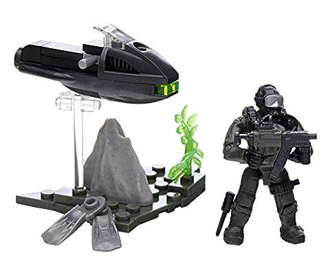 Mega Bloks - Call of Duty - Spécialiste de SEAL - CNG72