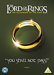 The Lord Of The Rings: The Fellowship Of The Ring [Dvd] [2013]
