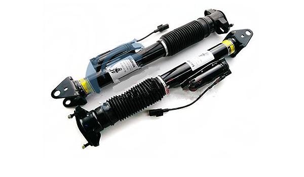 Gowe Luftstoßdämpfer Für 2 Stück Heck Luftstoßdämpfer Mit Ads Paar Passend Für Mercedes Gl Ml Klasse W166 A 166 320 01 30 A1663200130 Auto