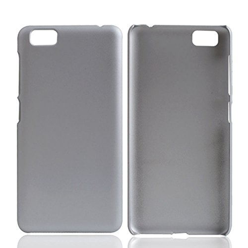 Guran® Hart Plastik Schutzhülle Case Cover für Ulefone Future Smartphone Hülle Handytasche Etui-Silber