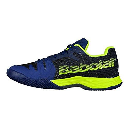 Babolat Jet Mach II Clay dunkelblau
