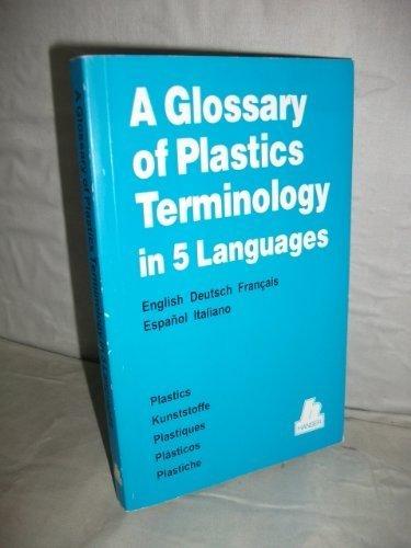 A Glossary of Plastics Terminology