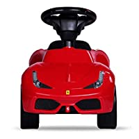 Rastar Popular Ferrari Ride On Walker Toy Cars For Babies