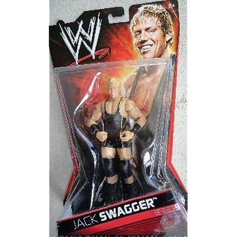 WWE Jack Swagger Figure Series #9 by Mattel