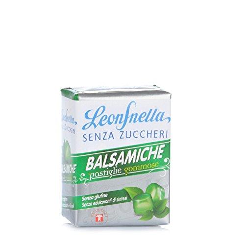 Pastiglie Leone - PASTILLES SANS SUCRE MENTHOL & EUCALYPTUS