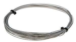 Knochendraht Ø 0,7mm aus weichem Edelstahl - Rolle mit 10 Meter