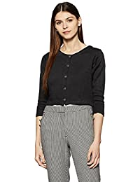 Rupa Thermocot Women's Plain/Solid Synthetic Thermal Top