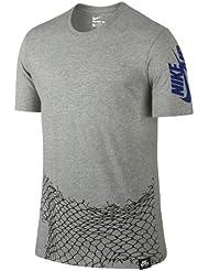 NIKE Herren T-shirt NSW Air Chain Fence
