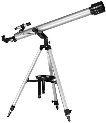 Zavarius Fernrohr: Großes Refraktor-Teleskop 60/900 mit Dreibein-Stativ (Sternenhimmel Teleskop) (Teleskop-okular Mit Fadenkreuz)