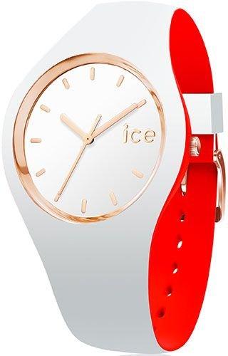 Orologio Ice Watch 007240 BIANCO Silicone Unisex