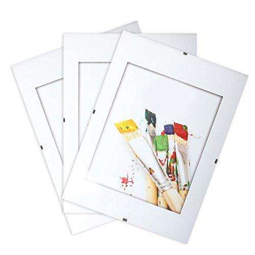 LCD - Lote de 3 vidrios para fotos