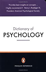 The Penguin Dictionary of Psychology (Penguin Reference Books)
