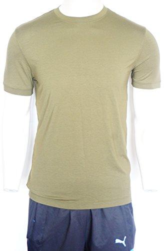 Giorgio Armani Herren T-Shirt vom Herren Armani Collezioni Oliv Grün Große ;L