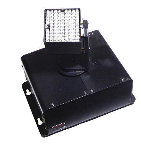 Cablematic - Foco de Cabezal móvil 86 LED DMX512 Mini KTV