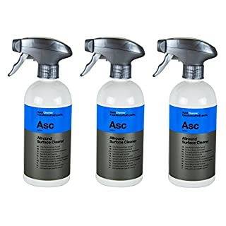 Koch Chemie 3x Asc Allround Surface Cleaner Spezial Oberflächenreiniger 500 ml