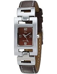 GO Girl Only Damen-Armbanduhr Analog Quarz Leder 696816