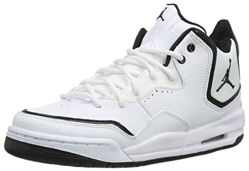 huge selection of eb84d addd0 Nike Jordan Courtside 23 (GS), Scarpe da Basket Bambino, Bianco (White