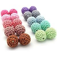 Amazon.es: crochet - 0 - 20 EUR / Chupetes y mordedores: Bebé