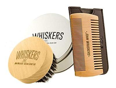 John Whiskers Bartbürste und