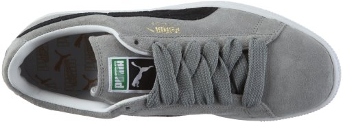 Puma Classic Wedge L - Sneakers basses - Homme Multicolore (gray/navy/white/gold)