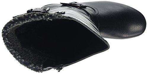 Lotus Calista, Bottes femme Noir - Noir