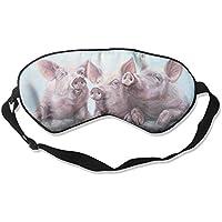 Pigs Painting Art Sleep Eyes Masks - Comfortable Sleeping Mask Eye Cover For Travelling Night Noon Nap Mediation... preisvergleich bei billige-tabletten.eu