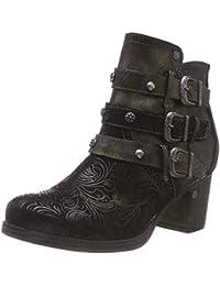 bb5fac6d275 Amazon.fr   Mustang - Bottes et bottines   Chaussures femme ...