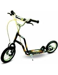 D'Arpèje - OFUN17 Funbee Cross - Vélo et Véhicule pour Enfant - Patinette 2 Roues