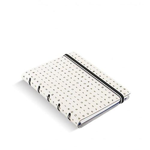 filofax-115046-notas-pocket-impressions-negro-blanco