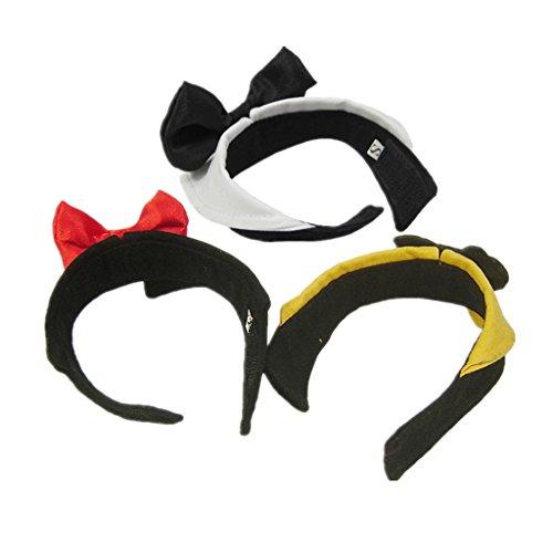 Art Und Weise Liebenswert Haustier Hund Katze Krawatte Kragen – Gelb, XL - 3