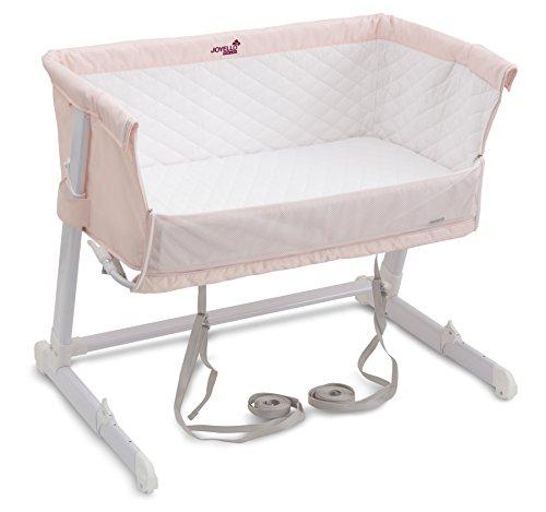 Joyello jl-1064 mammola culla fianco letto - rosa