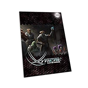 Mantic Games MGDBX07 Dreadball Xtreme Player Manual