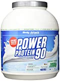 Body Attack Power Protein 90, Coconut Cream, 1er Pack (1 x 2 kg)