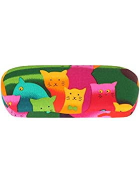 Cool Glasses Case - 1 Pack, Cats by Yakira Eyewear