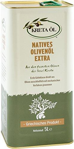 Preisvergleich Produktbild Kreta Öl - extra natives Olivenöl,  1er Pack (1 x 5 kg)