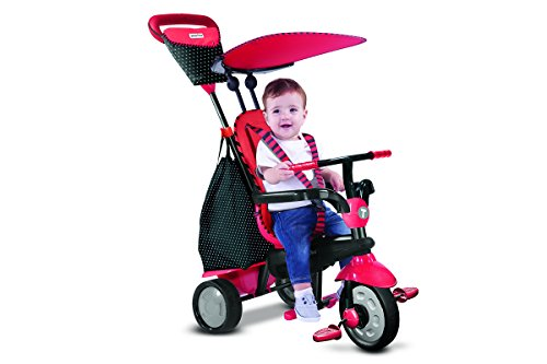 Smart Trike - Tribenne Glow Rouge