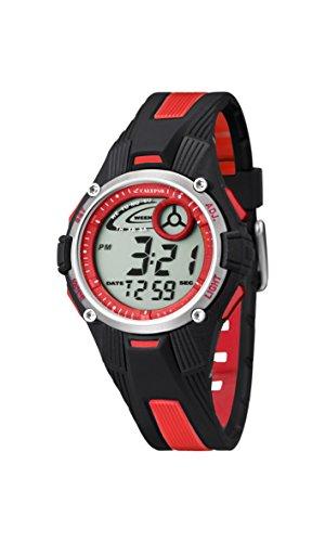 Calypso 5558/5 - Reloj para niños de cuarzo, correa de goma color...