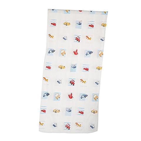 Gazechimp Auto-Druck Fenster Voile Panel Drapieren Vorhang für Kinder Schlafzimmer , 100 cm x 200