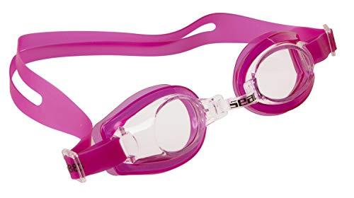 Seac Kleo Schwimmbrille für Kinder für den Pool rosa one size