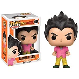 Funko Pop Vegeta Badman (Dragon Ball 158) Funko Pop Dragon Ball