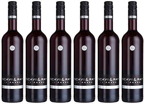 Scavi & Ray Il Rosso trocken (6 x 0.75 l)