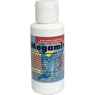Dr Rob Marshall Megamix 100ml Bird Vitamin Supplement Mould Fungal Crop Treatment for All Birds Finches Canaries Budgies Pigeons Poultry 41pN1WpRTVL