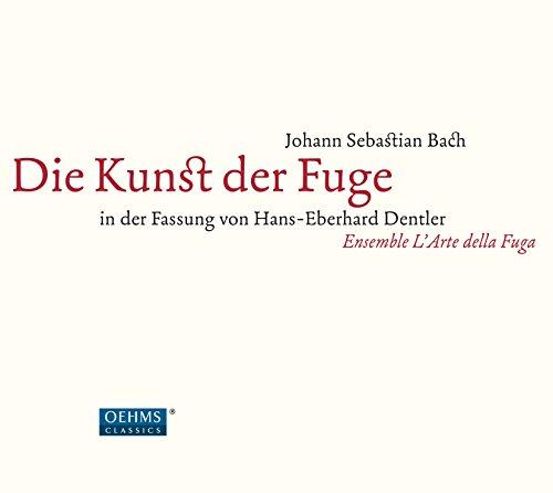 J.S. Bach: Die Kunst der Fuge Arte Kunst