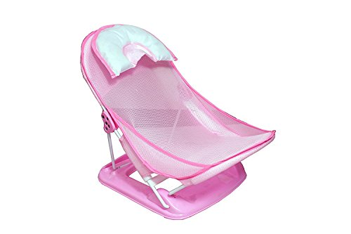 Shengshou Deluxe Baby Bather 0 to 9 Months (Pink)