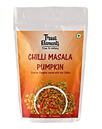 True Elements Chilli Masala Pumpkin 125gm