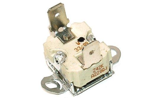 Homark 79X6341 Backofen- und Herdzubehör/Kochfeld/De Dietrich Thermostat Limiter (Thermostat Limiter)